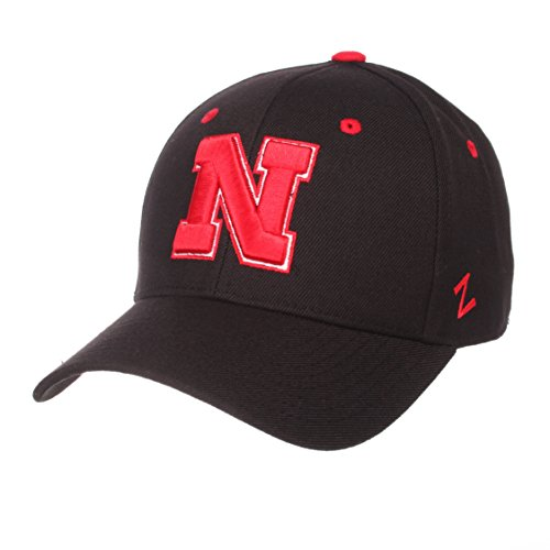 - Zephyr Nebraska Cornhuskers Official NCAA DH Size 7 1/8 Fitted Hat Cap by 629307