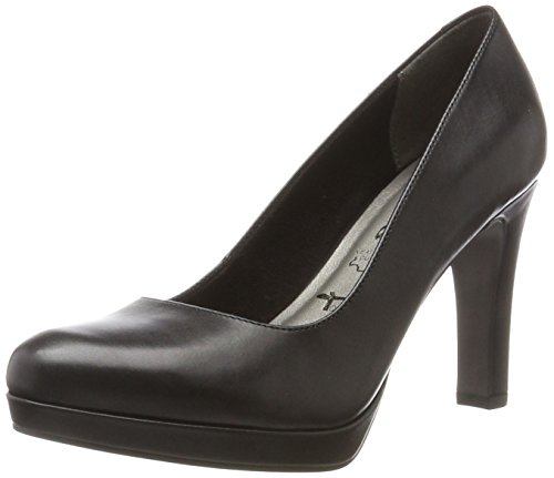 Tamaris Damen 22437 Pumps Schwarz (Black)