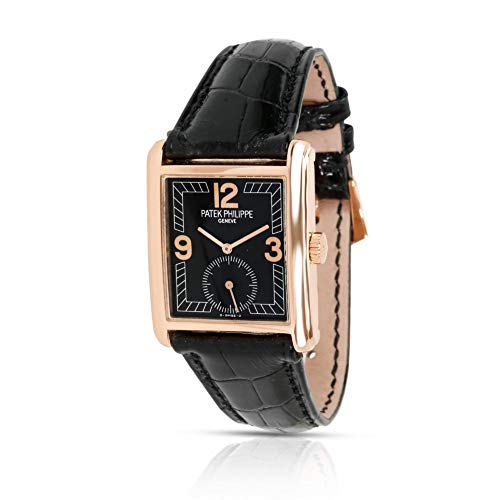 Patek Philippe Gondolo Mechanical-Hand-Wind Male Watch 5014R-001 (Certified Pre-Owned)