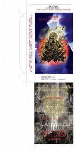 Koumeican ORIGINAL SECRET DAKINI ORACLE TAROT CARD JAPAN influence by BUDDHA & SAMURAI by Koumeican (Image #3)