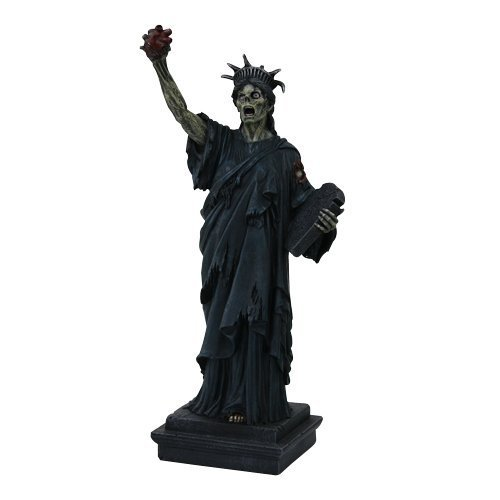 zombie resin statue - 1