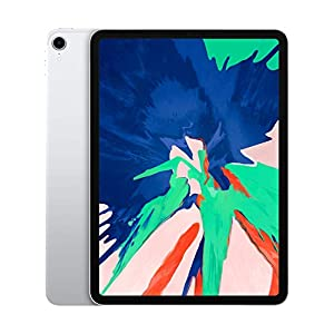 Apple iPad Pro (11-inch, Wi-Fi, 1TB) – Silver (1st Generation)