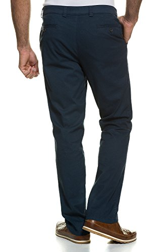 JP 1880 Homme Grandes tailles Chino bleu marine 32 708301 70-32