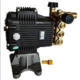 4000 PSI Pressure Washer Water Pump 4 GPM 1' Horizontal Anonovi Revereri
