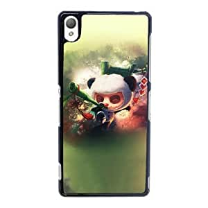 Sony Xperia Z3 Cell Phone Case Black League of Legends Cottontail Teemo YT3RN2583520