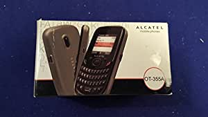 Alcatel OT-355A GSM Cell Phone CHERRY RED GSM Unlocked Cell Phone