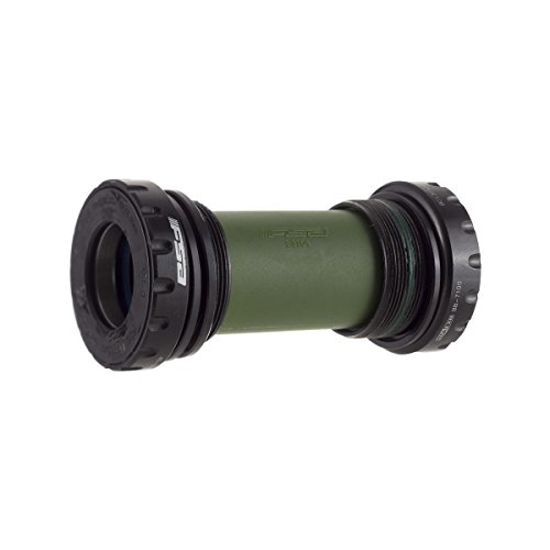 - FSA Mega Exo Cartridge Sealed Bottom Bracket Black, English - 24mm NBD Cranks