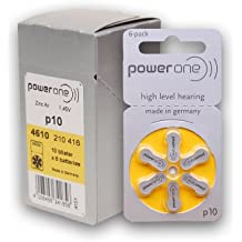 Amazon.com: power one p312 hearing aid battery
