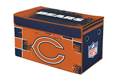 Idea Nuova NFL Chicago Bears Collapsible Storage ()