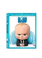 The Boss Baby (3DBD + Blu-ray + DHD)
