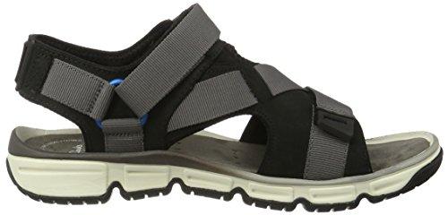 Clarks Casual Hombre Zapatos Fulmen Row En Piel Marrón