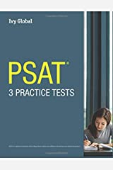PSAT 3 Practice Tests Paperback