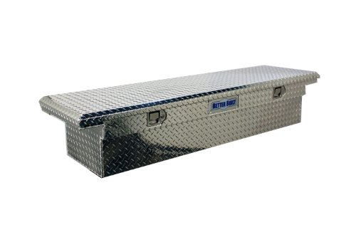 Better Built Ramp (Better Built 73010911 Crown Series Low Profile Crossover Tool Box L 69 in. x W 20 in. x H 13 in. Brite Aluminum Single Lid Crown Series Low Profile Crossover Tool Box)