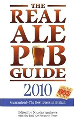 Book The Real Ale Pub Guide 2010
