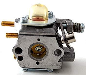 QUIOSS Replacement Carb Carburetor 12300052131 / 12300052133 for Echo GT-2400 Brush Cutter / PPT-2400 Pole Saw / PPSR-2433 / SRM 2400