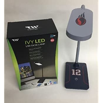 Tw Ivy Led Usb Desk Lamp Tom Brady Amazon Com