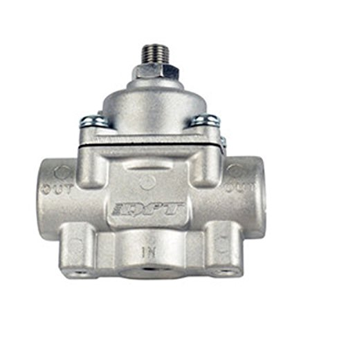 Quick Fuel 30-804QFT Fuel Pressure Regulator