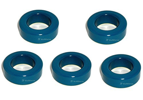 5 T130-17 Toroid Core MICROMETALS by MICROMETALS