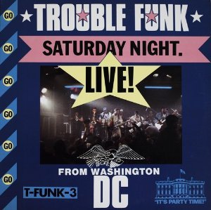 Saturday Night Live From Washington D.C. by Island