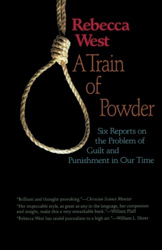 A Train Of Powder by Rebecca West