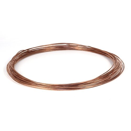 Hollow Creek Bonsai 50ft. #10 Fire Annealed Copper Training Wire