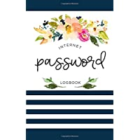 Password book: A Premium Journal And Logbook To Protect Usernames and Passwords: Login and Private Information Keeper, Vault Notebook and Online ... Calligraphy and Hand Lettering Design)