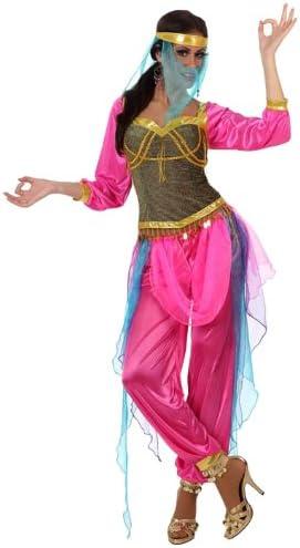 Atosa-10067 Bailarina Disfraz Árabe, color fucsia, X l (10067 ...