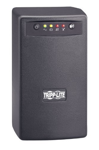 Smart Pro Ups 550va Tower 120v 5-15p Line-Int 6out 5-15r Tel Usb - 120v Usb Lineint