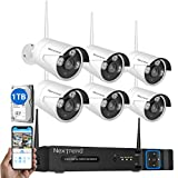 [8CH Expandable] Security Camera System ...