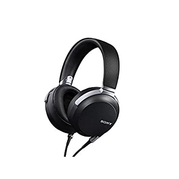 Sony MDR-Z7 High-Resolution Professional Stereo Headphones Black