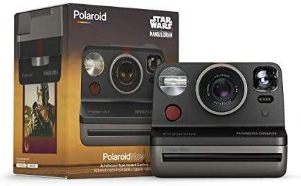 Polaroid Originals Now i-Type Camera - Star Wars The Mandalorian Edition