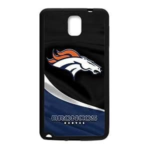 Custom Unique Design Denver Broncos Samsung Galaxy Note 3 Silicone Case