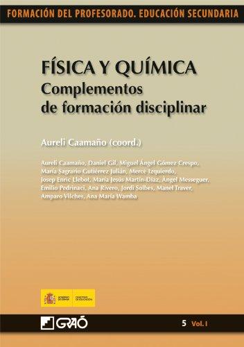 Descargar Libro Física Y Química. Complementos De Formación Disciplinar: 051 M. Sagrario Gutiérrez Julián