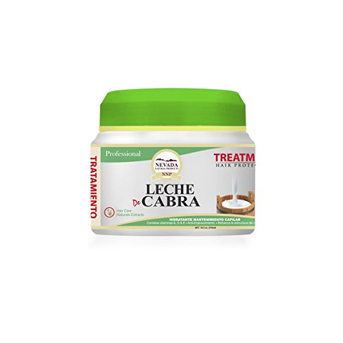 NNP LECHE DE CABRA HAIR MASK 510ML by Nevada Natural Products