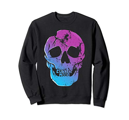 Shane Dawson Current Mood Skull Sweatshirt