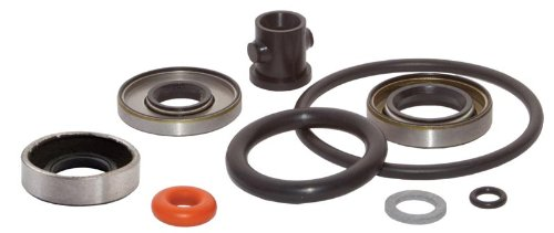 SEI MARINE PRODUCTS- Evinrude Johnson Gearcase Seal Kit 0396350 8 9.9 10 15 HP 2 Stroke 4 - Seal Johnson Evinrude