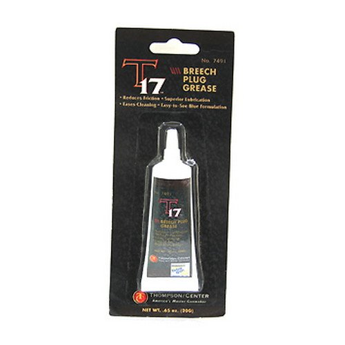 (Thompson Center T17 Breech Plug Grease .65oz Tube)