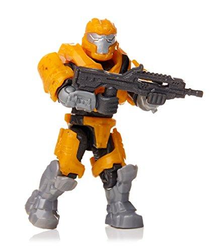 Mega Bloks Halo Foxtrot Series Orange JFO Spartan