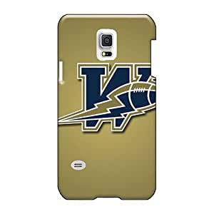 Samsung Galaxy S5 Mini GLA10752MPDQ Allow Personal Design Lifelike Winnipeg Blue Bombers Pictures Scratch Resistant Hard Phone covers cases for Christmas and Happy New Year -88bestcase