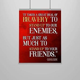 Amazon Dumbledore Quote Poster 16 X 20 Motivational