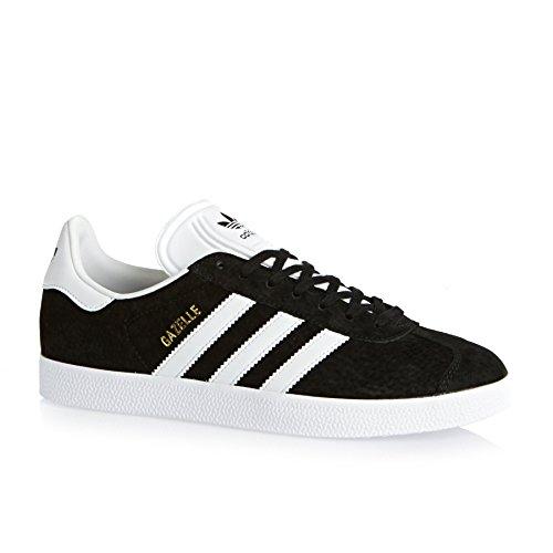 Sneaker Gazelle Donna Schwarz per Adidas Bxq5YXwn