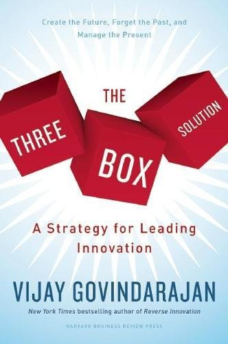 The Three Box Solution  A Strategy For Leading Innovation