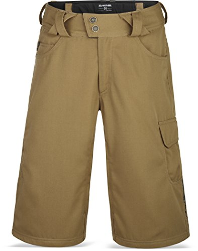 Dakine Mode Women's Bike Shorts Multi-Coloured Buckskin Size:24 (M)