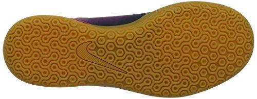 Nike 749911-845, Botas De Fútbol Unisex Adulto Naranja (Total Crimson / Obsidian-Vivid Purple)