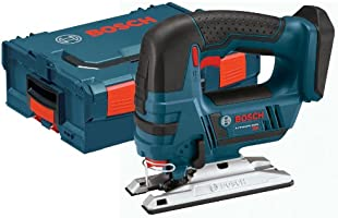 Bosch Bare-Tool JSH180BL 18-Volt Lithium-Ion Jigsaw  with L-BOXX-2 and Exact-Fit Tool Insert Tray