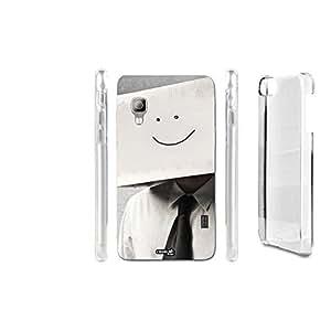 FUNDA CARCASA UOMO BOX FELICE PARA LG OPTIMUS L5 II E460