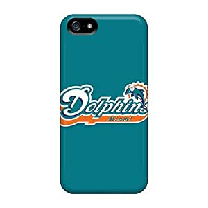 Fashion HRk7478zKjZ Case Cover For Iphone 5/5s(miami Dolphins)