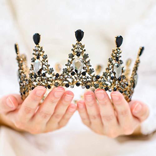 Yean Wedding Crown and Tiara Bridal Princess Queen