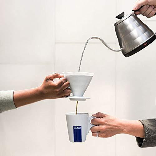 Lavazza Dek Filtro Whole Bean Coffee Medium Roast 1.1LB Bag