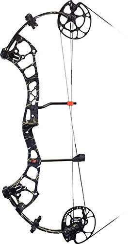 17 Brute Force Lite Bow Only Right Hand 29″ 60# Skullworks 2